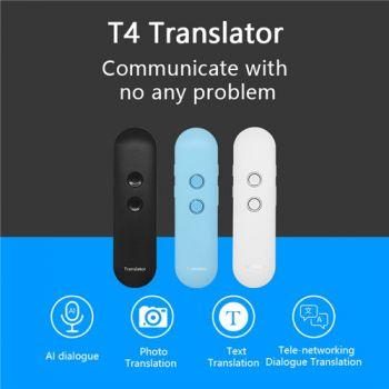 Muama Enence Portable Real-time Language Bluetooth Voice Translator