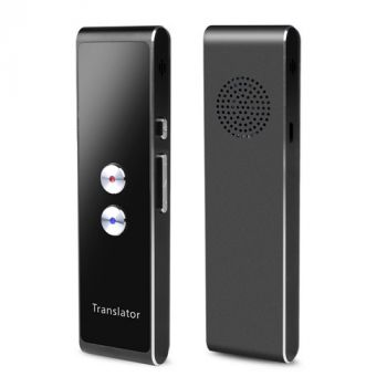 Portable Bluetooth Text Real Time Voice Translator