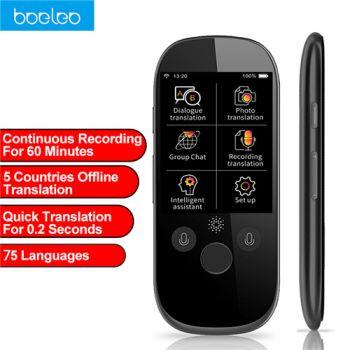 Boeleo K1 Pro WIFI Portable Photo Text Voice Translator