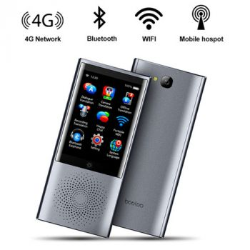 Boeleo W1 AI 4G Portable Smart Voice Translator