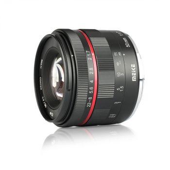 MEIKE MK-50MM F/1.7 Prime Lens sony