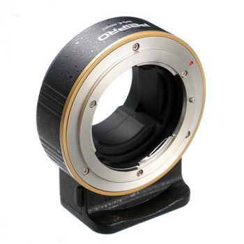Auto focus adapter ring for Nikon lens to SONY