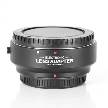 AF auto focus lens adapter for canon EOS EF-S to MFT mount M4/3 micro 4/3