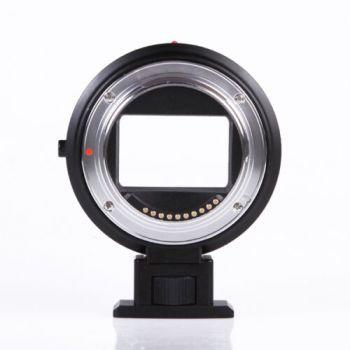 FOTGA electronic auto focus Canon EOS EF-S lens-Sony NEX A7 A7R adapter