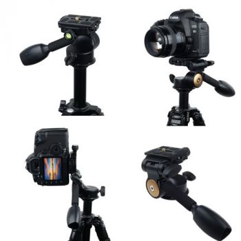 360° Panoramic head&Quick Release Plate for camera