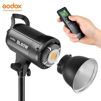 Godox SL-60W LED studio video light