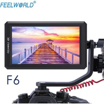 Feelworld F6 Plus 3D LUT Touch Screen On Camera Video Field Monitor
