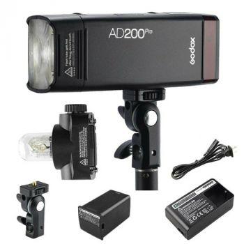Godox AD200 Pro 200Ws 2.4G Flash Strobe