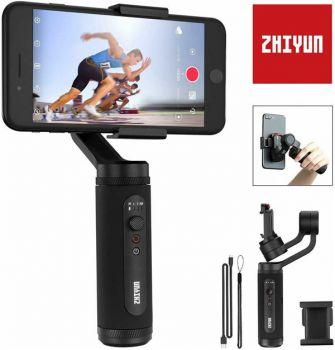 Zhiyun Smooth-Q2 3-axis smartphones gimbal stabilizer iPhone Samsung