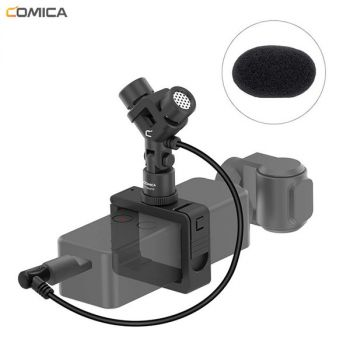 Comica CVM-MT06 motion cardioid microphone XY stereo dual-mic