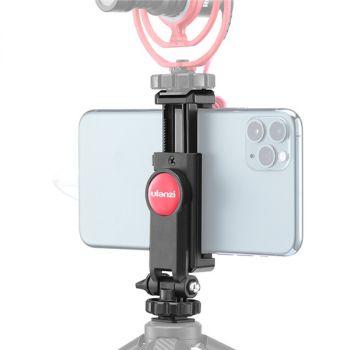 Ulanzi ST-06 Adjustable Phone Tripod Holder Camera Monitoring Video Shooting