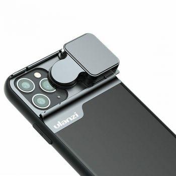 Ulanzi 5 in 1 20X super macro CPL fisheye telephoto lens For iphone pixel