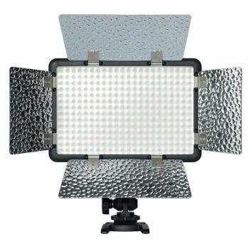Godox LF308D LED on-camera video light studio strobe