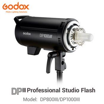 Godox DP800III DP1000III professional 2.4G X system studio flash light