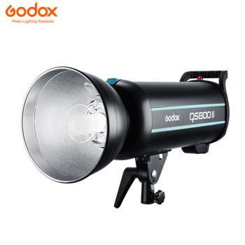 Godox QS800II 800W GN90 built-in 2.4G wireless X system studio strobe