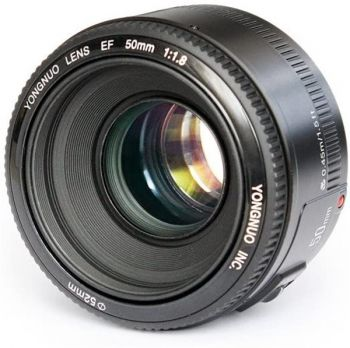 YONGNUO YN50mm F1.8 large aperture auto focus lens for canon EF mount