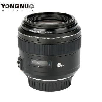 YongNuo 85mm f1.8 AF/MF standard medium telephoto prime fixed focal lens for Nikon