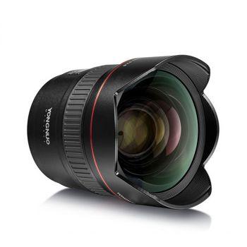 YONGNUO 14mm F2.8 ultra-wide angle prime auto/manual focus camera lens for canon