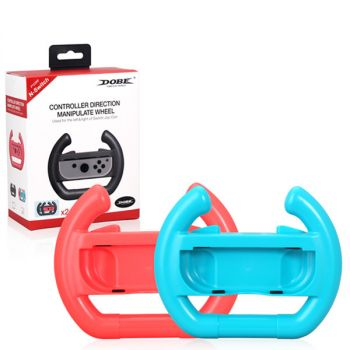 game controller steering wheels for nintendo switch joy-con