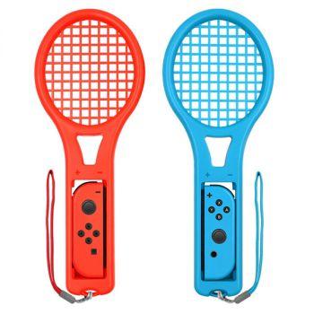 tennis racket handle holder for nintendo switch joy con