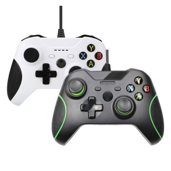 USB wired consoles controller gamepads for Xbox One Slim