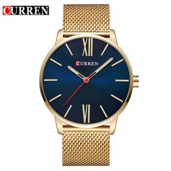 CURREN 8238 waterproof mens quartz watch