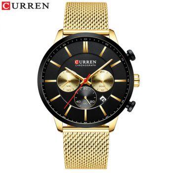 CURREN 8340 waterproof mens quartz watch