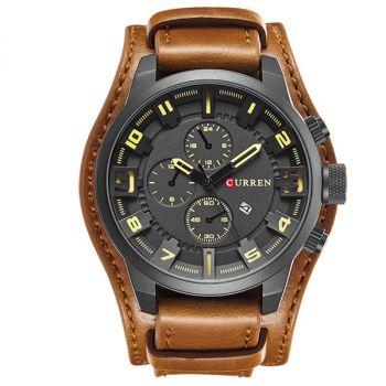 CURREN 8225 waterproof mens quartz watch