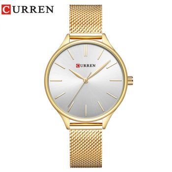 CURREN 9023 lady bracelet watch women quartz wristwatch