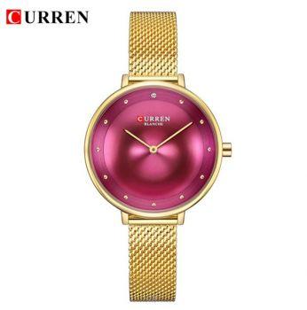 CURREN 9029 women's quartz watch lady bracelet watches
