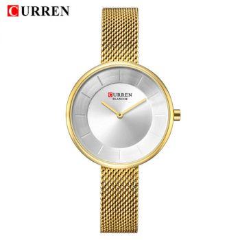 CURREN 9030 women's quartz watch lady bracelet watches