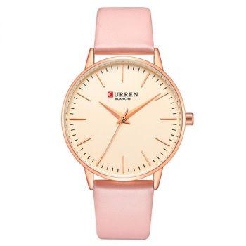 CURREN 9021 women's quartz watch lady bracelet watches