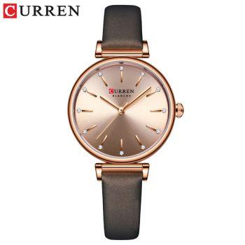 CURREN 9081 women's quartz watch lady bracelet watches