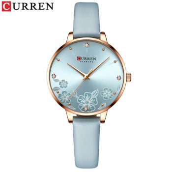CURREN 9068 women's quartz watch lady bracelet watches