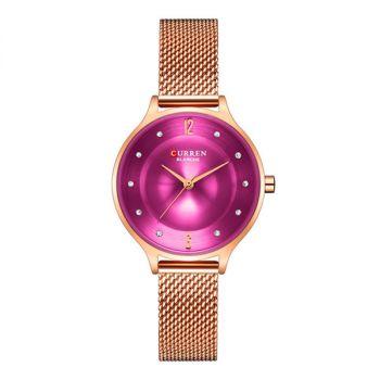 CURREN 9036 womens quartz watch lady bracelet watches