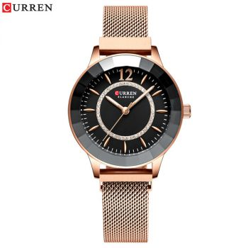 CURREN 9066 women quartz watch lady bracelet watches