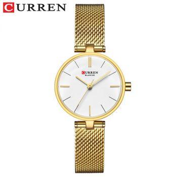 CURREN 9038 womens quartz watch lady bracelet watches