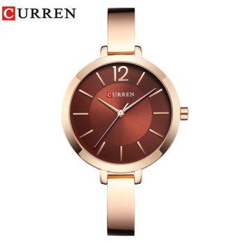 CURREN 9012 women quartz watch lady bracelet watches