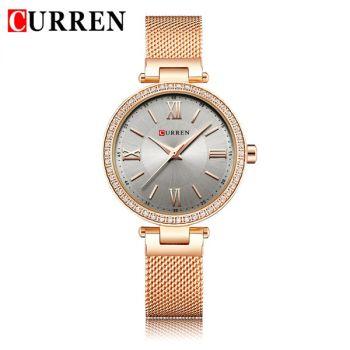 CURREN 9011 women quartz watch lady bracelet watches