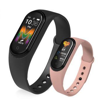 M5 smart watch bluetooth call sports bracelet