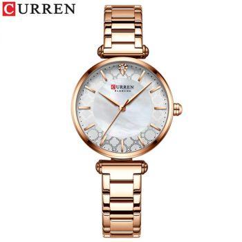 CURREN 9072 women quartz watch lady bracelet watches