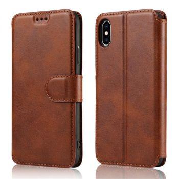 flip PU leather case for iPhone 12 11 pro max 8 7 6 plus C25