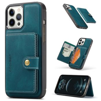 magnetic leather wallet case for iPhone 12 11 pro max 8 7 6 plus C30