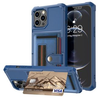 protective wallet case for iPhone 12 11 pro max 8 7 6 plus C35