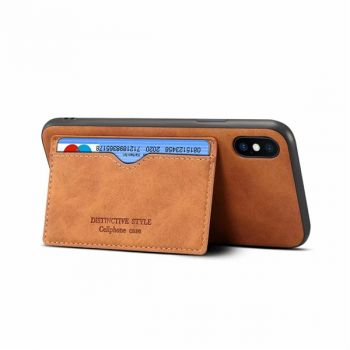 leather wallet case for iPhone 12 11 pro max mini 8 7 6 plus C47