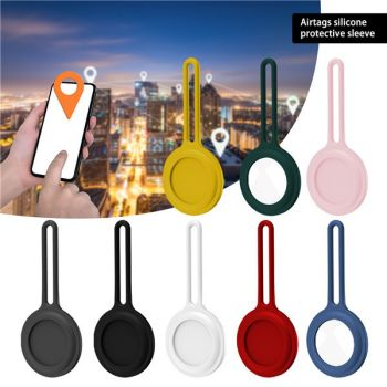 shockproof silicone protective sleeve for airtag