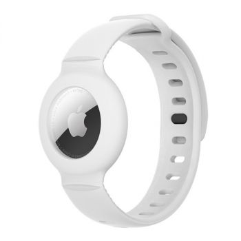 silicone watch band strap protective case cover for AirTag