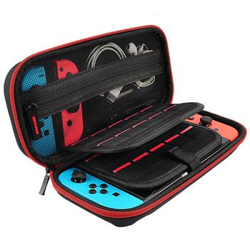 nintendo switch pouch travel case carrying bag