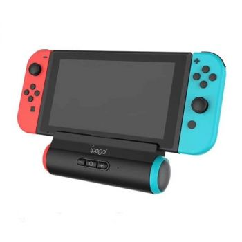 Nintend Switch charger stand charging dock with speaker
