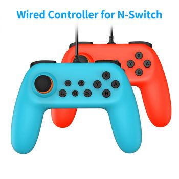 dobe nintend switch wired controller